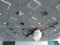 монтаж потолочной плитки г.Тюмень