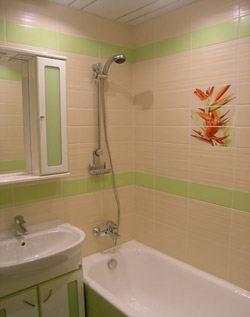 Ремонт ванной в Тюмени