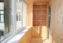 Отделка, ремонт, утепление, балконов и лоджий г. Тюмень